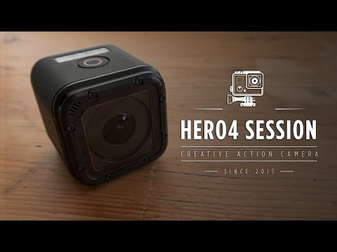 GOPRO HERO4 SESSION :: FOOTAGE GRADING AND REVIEW