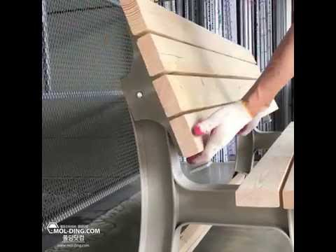 [몰딩닷컴]  2x4Basic - Flip Top Bench Table(플립 탑 벤치 테이블)