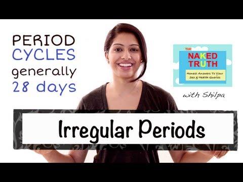 Are Irregular Periods Normal?