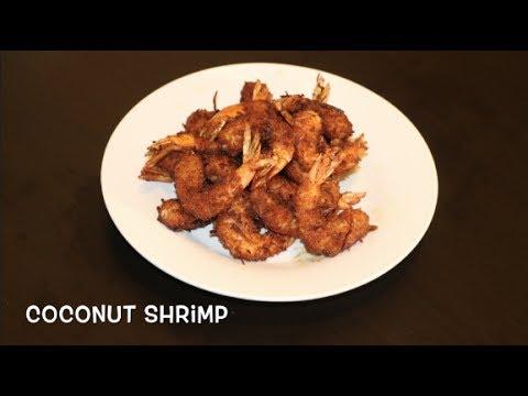 How to make delicious Coconut Shrimp!