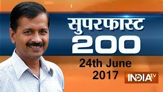 Superfast 200 | 24th June, 2017, 05:00 PM ( Part 2 ) - India TV