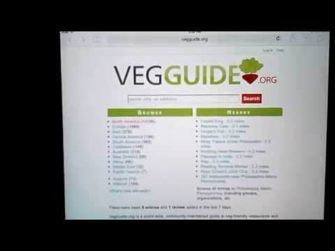 VEGAN Fast-Food Eating Guide (Restaurants Vegetarian Dinner Lunch Out Ideas Recipes Cook Chef Kale
