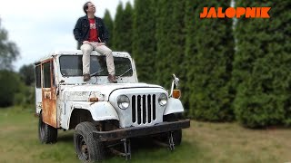 Here's Everything Wrong With Our $500 Off-Road Postal Jeep