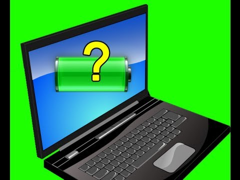 Find Out Your Laptops Battery Life! Battery Bar & Coconut Battery -MAC or PC