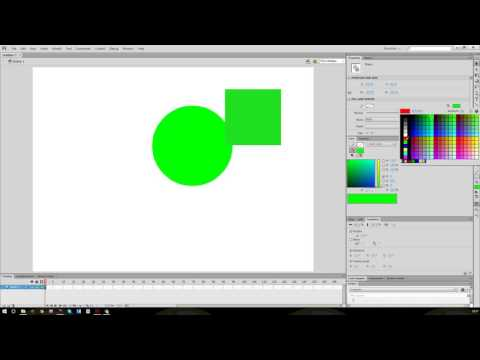 How To make pacman flash cs6
