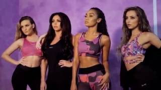 USA Pro x Little Mix: Behind the Scenes