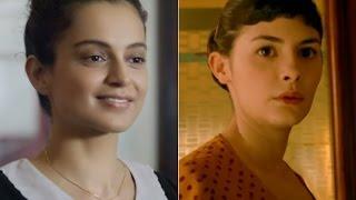 Simran Teaser Review:Kangana Ranaut's Avatar Will Remind You Of Audrey Tautou's Amélie   SpotboyE