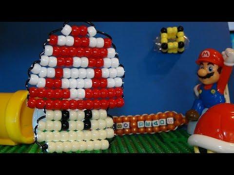 TurboBeads: Super Mario Mushroom Tutorial