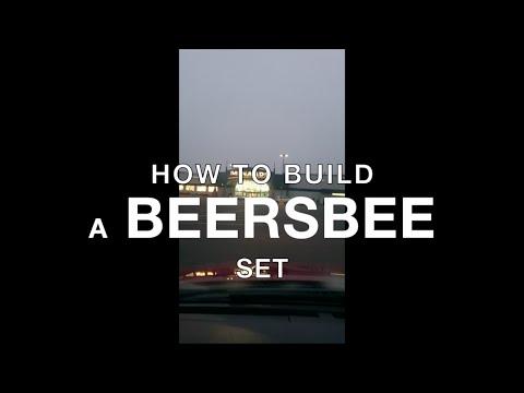 How To: Build a Beersbee Set