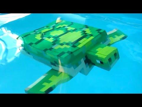 LEGO Turtle - Minecraft