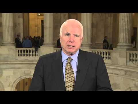 Senator McCain on state of boxing