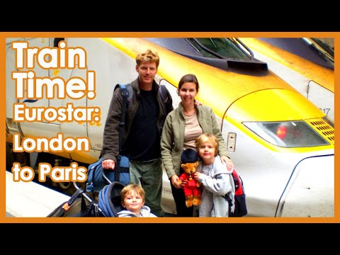 Eurostar London to Paris With Kids - Paris With Kids