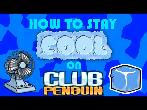 How to Stay Cool on Club Penguin: Comedy Video #6 (Summer Special Edition)