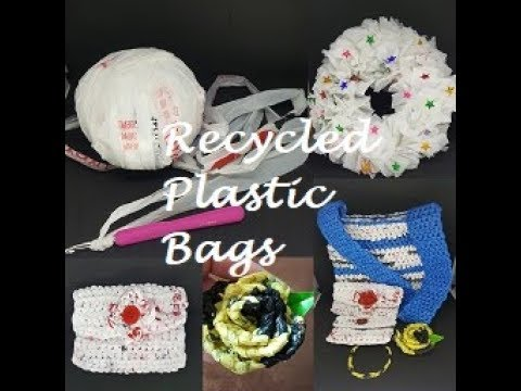 Don't throw away those plastic bags!!!! Part 1