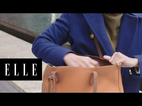 These Are the Shocking Side Effects of Carrying a Heavy Bag | The Cost of Being a Woman | ELLE