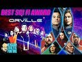 The Orville Wins Best Sci Fi Award SDCC Exclusive Signing Longer Episodes TALKING THE ORVILLE