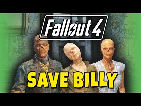Fallout 4 - Happy Ghoul Family Reunion - Kid in a Fridge