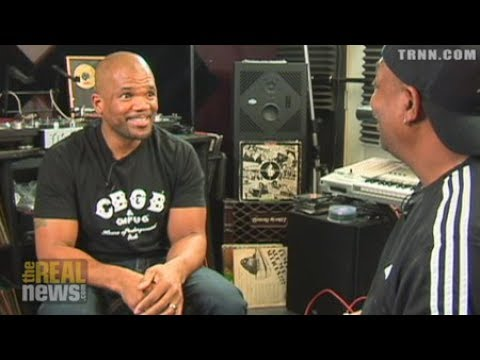 Chuck D and DMC on hip hop and America Pt.5