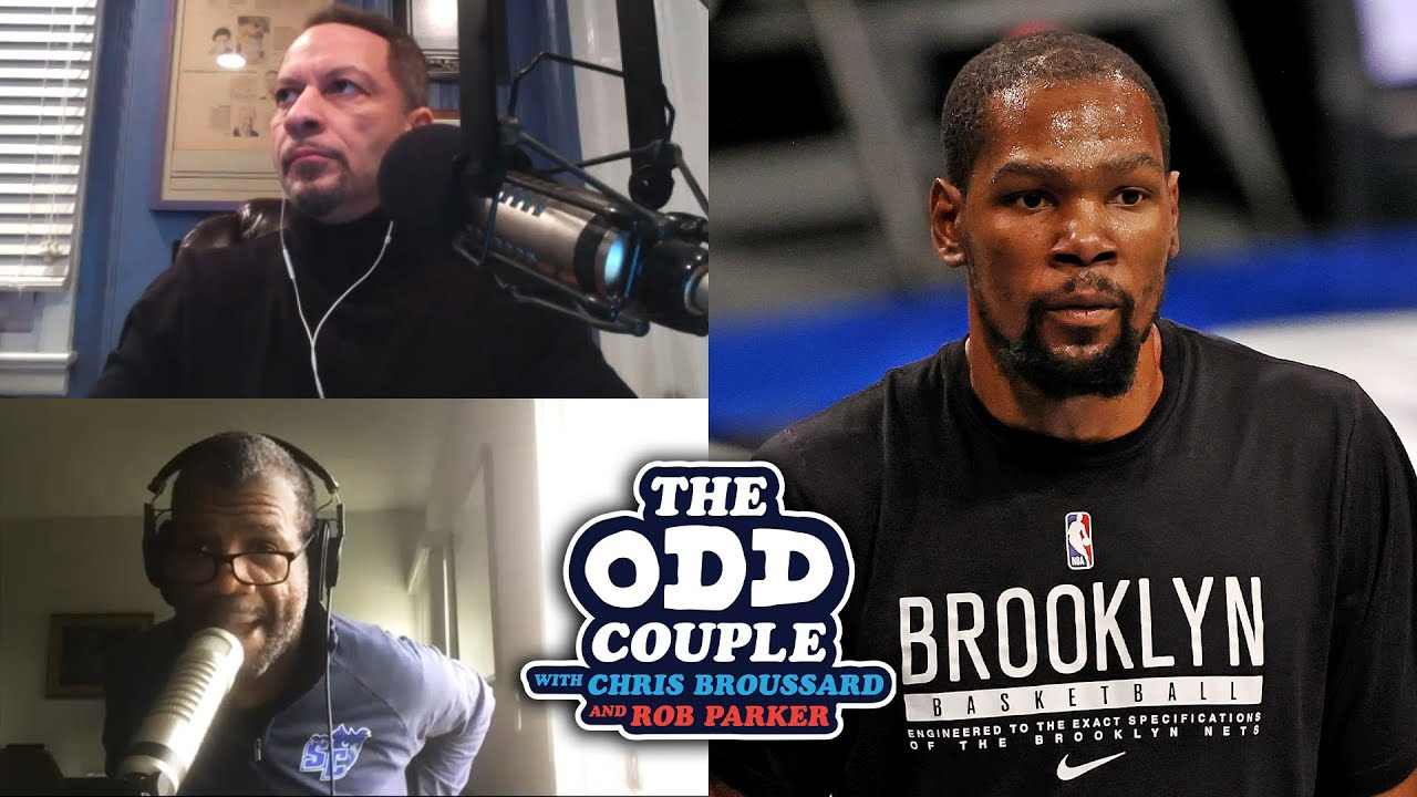 Chris Broussard & Rob Parker - Should We Believe Kevin Durant Doesn't Care About Titles Anymore?