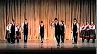 Lévai Péter- Ördöngősfüzesi Táncok