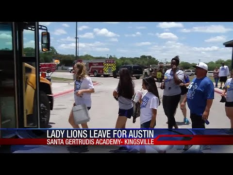 SGA Lady Lions head to state for third straight year