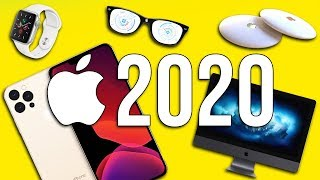 What to really expect from Apple in 2020! iPhone 12 Pro, SE 2, AirTags & More!