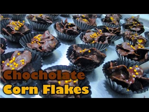 How to Making Chocholate Corn Flakes