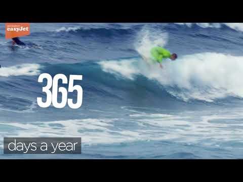 Gran Canaria guide - Surfing year-round