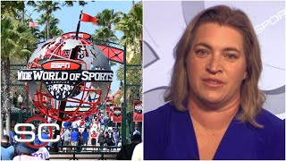 How would the NBA season play out at Disney? | SportsCenter