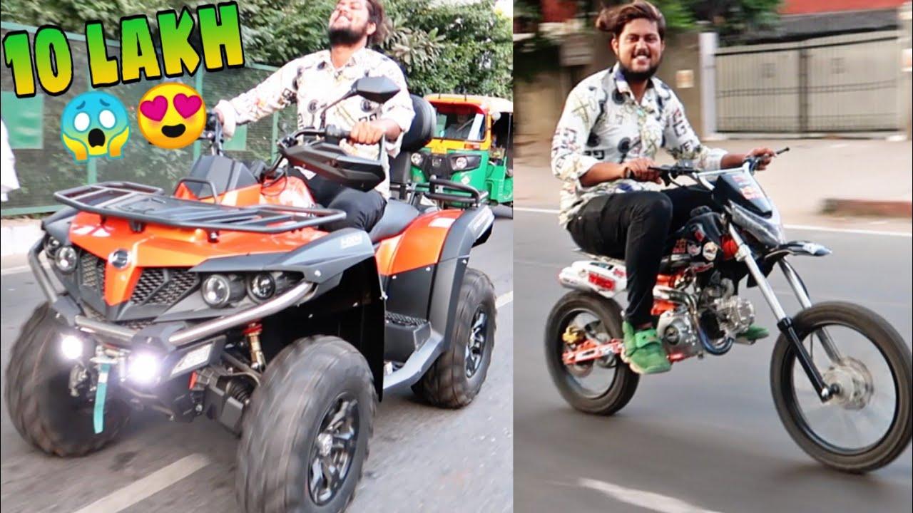 The LUXURIOUS Off Road KING😍🔥- Atv, Dirt Bike,Etc