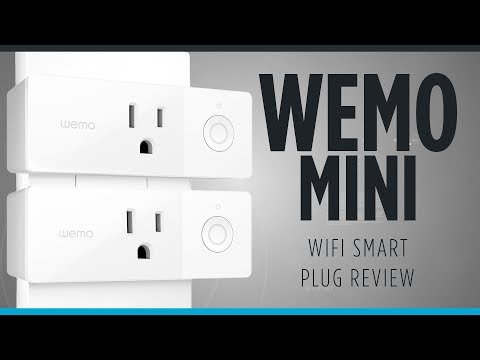 Wemo Mini Wifi Smart Plug Review