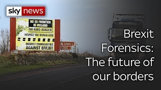 Brexit Forensics: The future of our borders