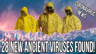 Coronavirus News | 28 Ancient Viruses Found