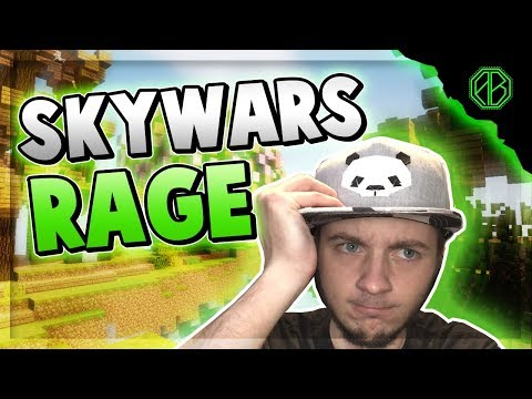 RAGING AT THE GAME + TOP 5 TALK! ( Hypixel Skywars )