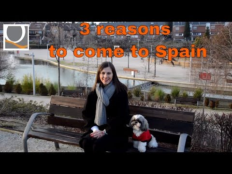 3 reasons to come to Spain