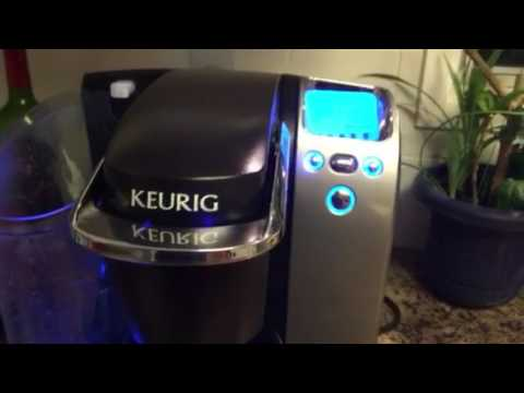 Keurig K70 won't dispense water.