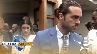 Pablo Lyle Llega A La Corte En Miami - Noticieros Estrella Tv