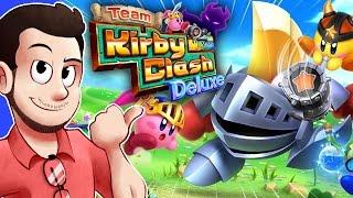 Team Kirby Clash Deluxe - Antdude