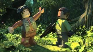 Rebels Ghost Story - LEGO Star Wars – 2014 Mini Movie