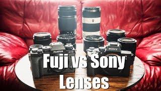 FujiFilm X-T3 vs SONY Alpha A7 III