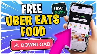 FREE Uber Eats Food GLITCH ✅ How to get Free Uber Eats Promo Codes / Coupons WORKING!