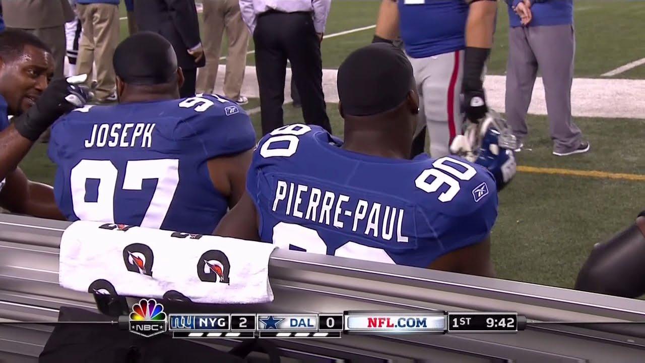 2011 Week 14 - Giants @ Cowboys