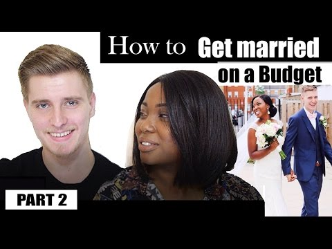 How to Plan a Wedding on a Budget | Our TOP 10 tips - Part 2