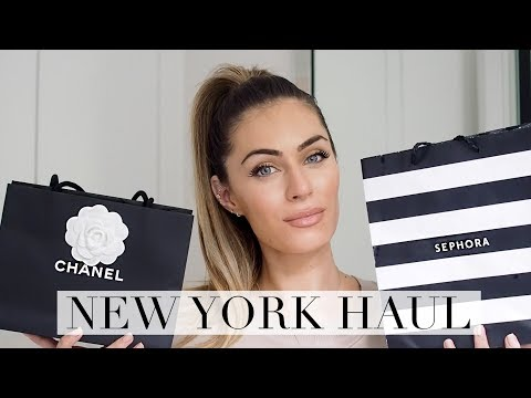 WHAT I BOUGHT IN NEW YORK | Lydia Elise Millen