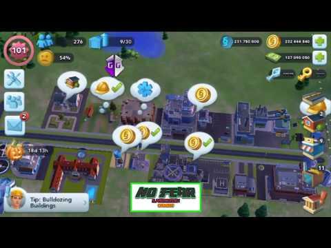 SimCity Buildit GET Simoleons, NeoSimoleons, Cash, Level, Populations Easily