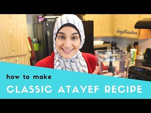 How to make Atayef