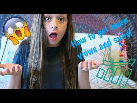 How to Grow Your YouTube Channel Fast 2017 GET MORE VIEWS AND SUBSCRIBERS FAST