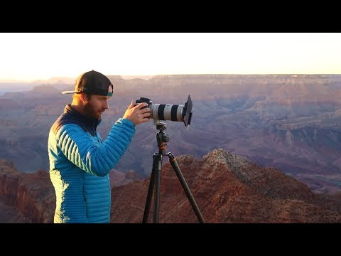 The Challenge of Photography at The Grand Canyon