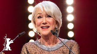 Honorary Golden Bear Helen Mirren Gala Highlights Berlinale 2020