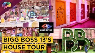 Bigg Boss 13's Full House Tour 2019 | The Big Reveal | Colors tv